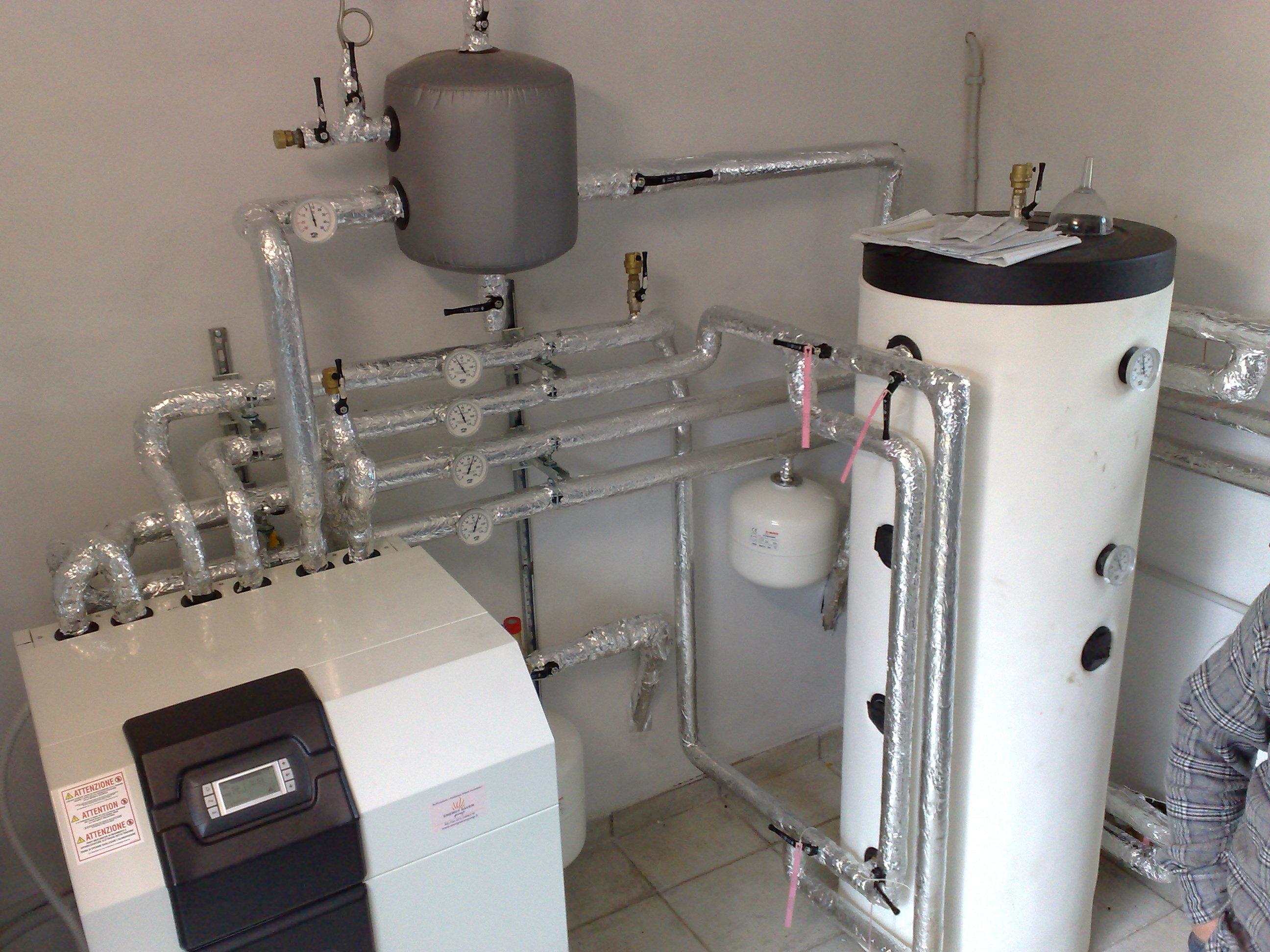 Impianto GEOTERMICO (S.A. di Narco - Pg)